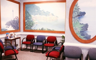 newnan dentistry waiting room