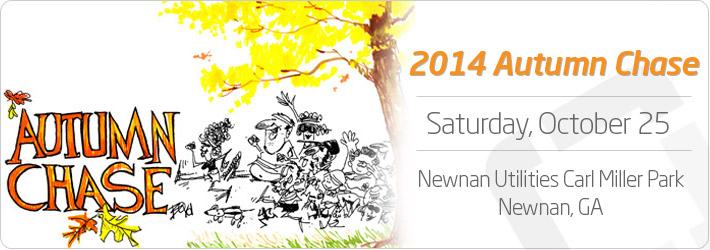 2014 Autumn chase Event